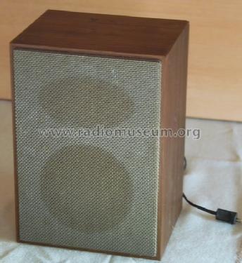lautsprecher box l 5000 speaker p telefunken deutschland tfk. Black Bedroom Furniture Sets. Home Design Ideas