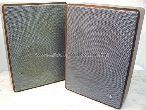 lautsprecher box tl 600 speaker p telefunken deutschland tfk. Black Bedroom Furniture Sets. Home Design Ideas