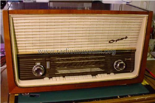 opus stereo 2004 nu baum radio telefunken deutschland tfk