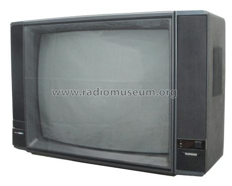 PALcolor HiFi 28 Stereo Ch= 617 Television Telefunken
