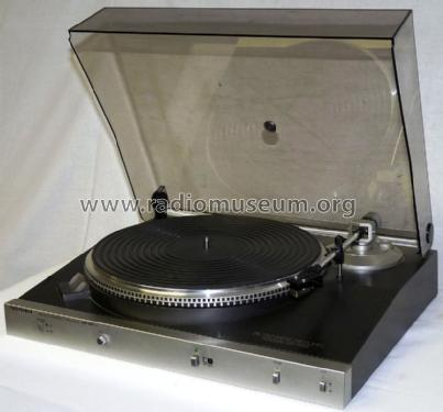 Semi Automatic Turntable RS 120 CX; Telefunken (ID = 701569) R-Player