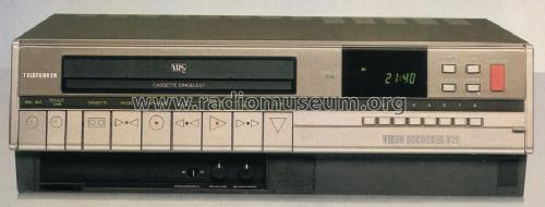 Video Recorder 925 R