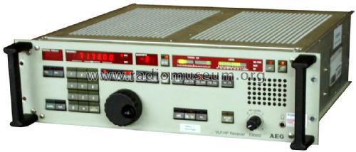 VLF - HF Receiver E 800/2 Receiver-C Telefunken Deutschland