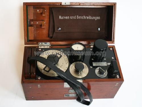 Wellenmesser K61Bs ; Telefunken (ID = 1383474) Equipment