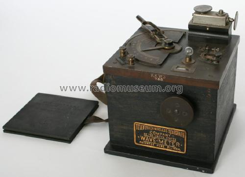 Wellenmesser K.K.W.3; Telefunken (ID = 1944781) Equipment