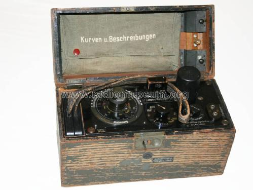Wellenmesser KW61; Telefunken (ID = 599436) Equipment