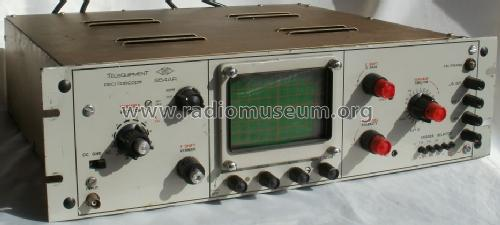 Oscilloscope S54a ; Telequipment Ltd.; (ID = 1429955) Equipment