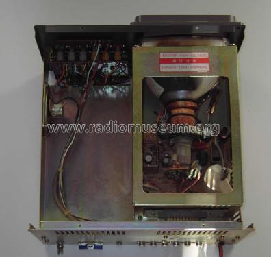 RTTY-CW Decoder CWR-675E Amateur-D Telereader, build 1981 ?