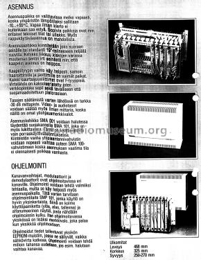 Antenna amplifier System SMA100 RF-Ampl  Teleste