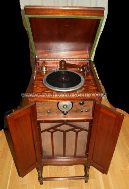 Phonograph with 3 Valve Receiver Telsen Victor 3; Unknown - CUSTOM (ID = 2486823) Kit