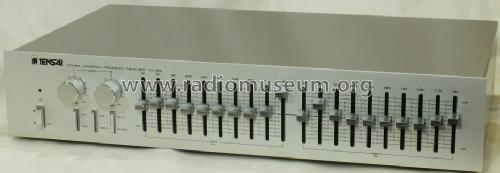 Stereo Graphic Equalizer TQ250; Tensai brand (ID = 1687593) Ampl/Mixer
