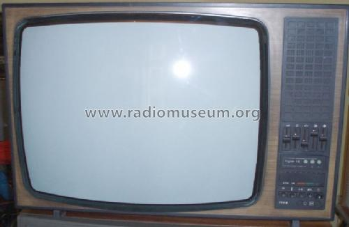 c83eeac0c Color 110 4407A Television Tesla; Praha, Bratislava etc., bu