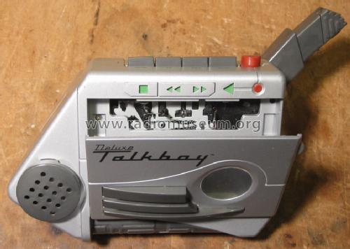 Talkboy Deluxe ; Tiger Electronics; (ID = 1068895) R-Player
