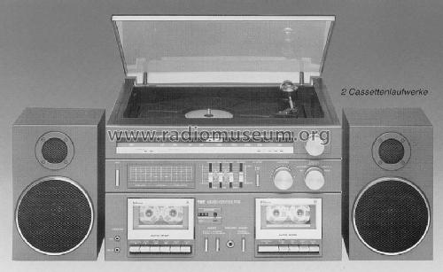 Music-Center TR 6; TEC Dieter Beer; (ID = 644427) Radio