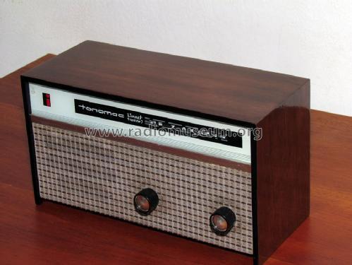 Linnet Transistor 7 Radio Tonomac SAIC Buenos Aires Build