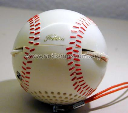 Baseball Radio 6TP-515; Toshiba Corporation; (ID = 1469605) Radio