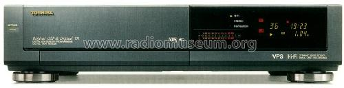 HiFi-Line VHS Stereo-Videorecorder V-611G; Toshiba Corporation; (ID = 1688129) R-Player