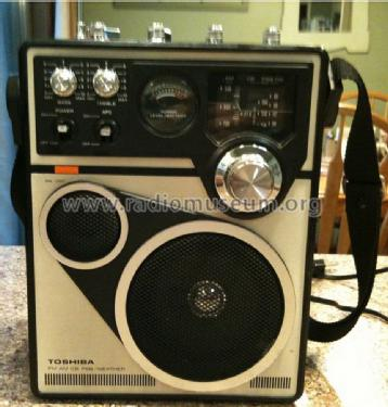 RP-1660MC; Toshiba Corporation; (ID = 1219417) Radio