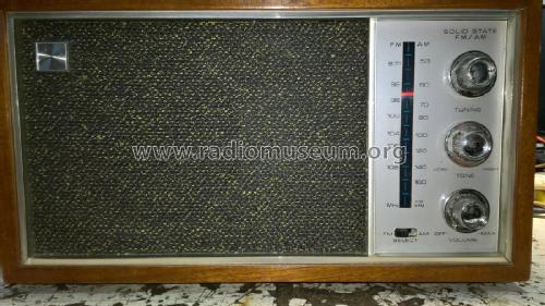 Solid State FM/AM 7H-896F ; Toshiba Corporation; (ID = 2136673) Radio