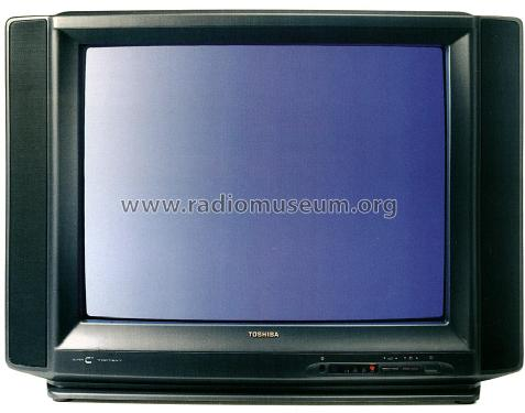 Top Line 2805DD; Toshiba Corporation; (ID = 1687902) Television