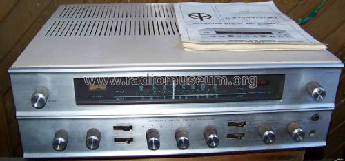 Automatic AM-FM Stereo Receiver KW-55 AU; Trio-Kenwood (ID = 670596) Radio