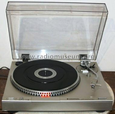 Automatic Return Direct Drive Turntable KD-3100; Trio-Kenwood (ID = 2505270) R-Player