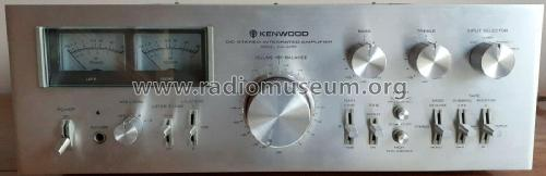 DC Stereo Integrated Amplifier KA-9100; Trio-Kenwood (ID = 2505183) Ampl/Mixer