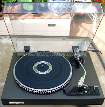 Direct Drive Turntable KD-2070; Trio-Kenwood (ID = 2121373) R-Player