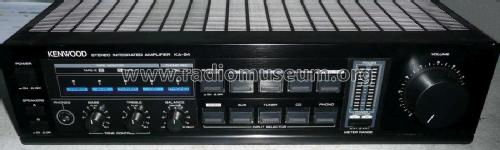 Stereo Integrated Amplifier KA-94 Ampl/Mixer Trio-Kenwood on