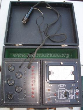 Volt-Ohm-Milliammeter 1200A; Triplett Electrical (ID = 1150163) Equipment
