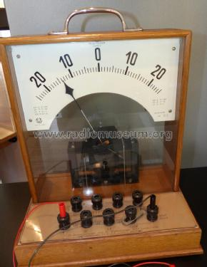 Volt- und Ampere-Meter ; Trüb, Täuber & Co. (ID = 2008626) Equipment