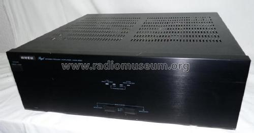 royal stereo power amplifier uma 200 ampl mixer uher werke. Black Bedroom Furniture Sets. Home Design Ideas