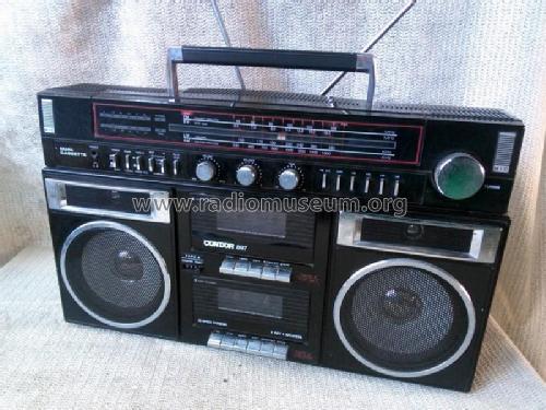 Modish 897 W Radio Condor; Europe, build 1983 ??, 6 pictures, Europ ND74