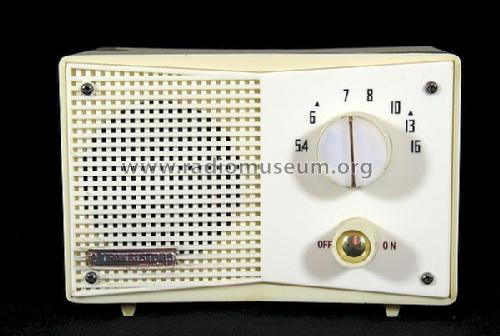 2 Transistors ; Unknown - CUSTOM (ID = 1078125) Radio