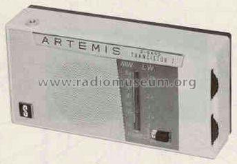 Artemis Transistor 7 ST-7EL; Unknown - CUSTOM (ID = 495461) Radio