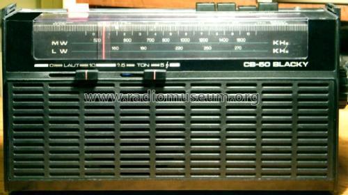 Blacky CB-50 Radio Unknown - CUSTOM BUILT: Japan, build 1980