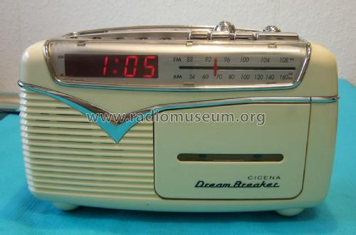 Cicena Dream Breaker; Unknown - CUSTOM (ID = 1809844) Radio