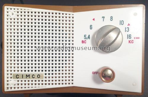 Cimco DS-85; Unknown - CUSTOM (ID = 2098248) Radio