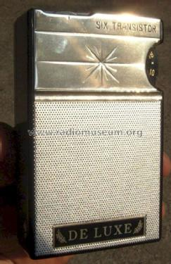 De Luxe Six Transistor 200; Unknown - CUSTOM (ID = 1033579) Radio