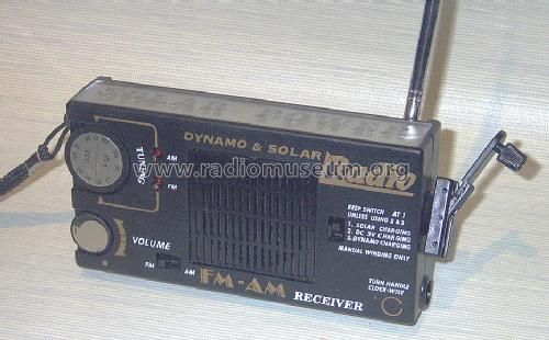 Dynamo Solar Radio Unknown