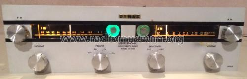 Dynax Stereophonic Tuner ST-100; Unknown - CUSTOM (ID = 1992117) Radio