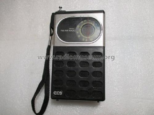 Eco Portable FM/AM Radio ; Unknown - CUSTOM (ID = 2367244) Radio