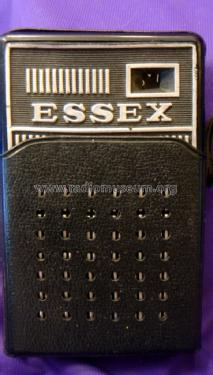 Essex Six Transistor EK28B; Essex brand - far (ID = 1223861) Radio