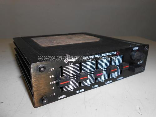 Harvey Graphic Equalizer Booster ; Unknown - CUSTOM (ID = 2325425) Ampl/Mixer