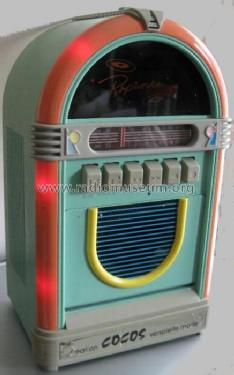 Jukebox- Radio Creation Cocos verspielte Mode; Unknown - CUSTOM (ID = 650984) Radio