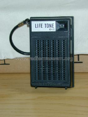 Life Tone NTR-605 ; Tokai Wireless Co., (ID = 410905) Radio