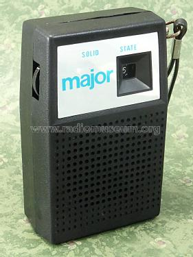 Major Solid State P-4000; Unknown - CUSTOM (ID = 2282572) Radio