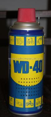 NAPA WD-40 Can Radio ; Unknown - CUSTOM (ID = 1783691) Radio