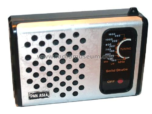 Pan Asia M-753L; Unknown - CUSTOM (ID = 1618898) Radio