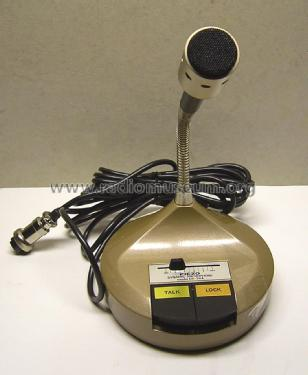 Piezo Dynamic Microphone DX-344; Unknown - CUSTOM (ID = 1920110) Microphone/PU